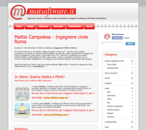 Matsoftware.it v. 3