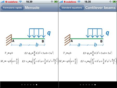 Statics 1.0 - Formulario (ITA ed ENG)